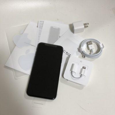 iPhoneX セット内容