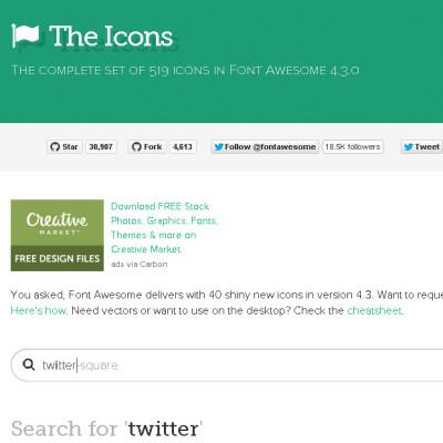 icon-font