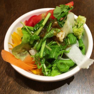 野菜はオーガニック