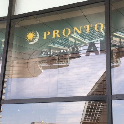 PRONTOの入り口