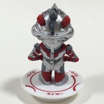 ウルトラマンX背面