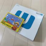 Wii U 本体とスーパーマリオメーカー