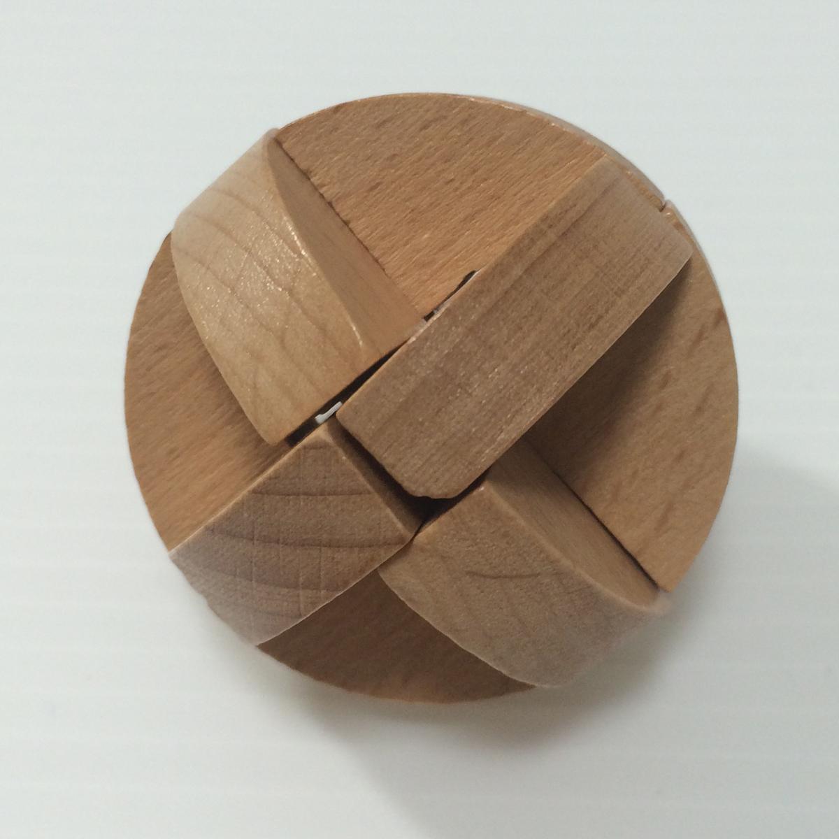 木製立体パズル