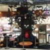 レイクタウン:10月10日(土)からハロウィンフェスなので、mori 1階 は、ハロウィン一色