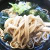 劇場アニメ亜人とコラボした名代 富士そばで「ミニ海老天丼セット」を食べてみました