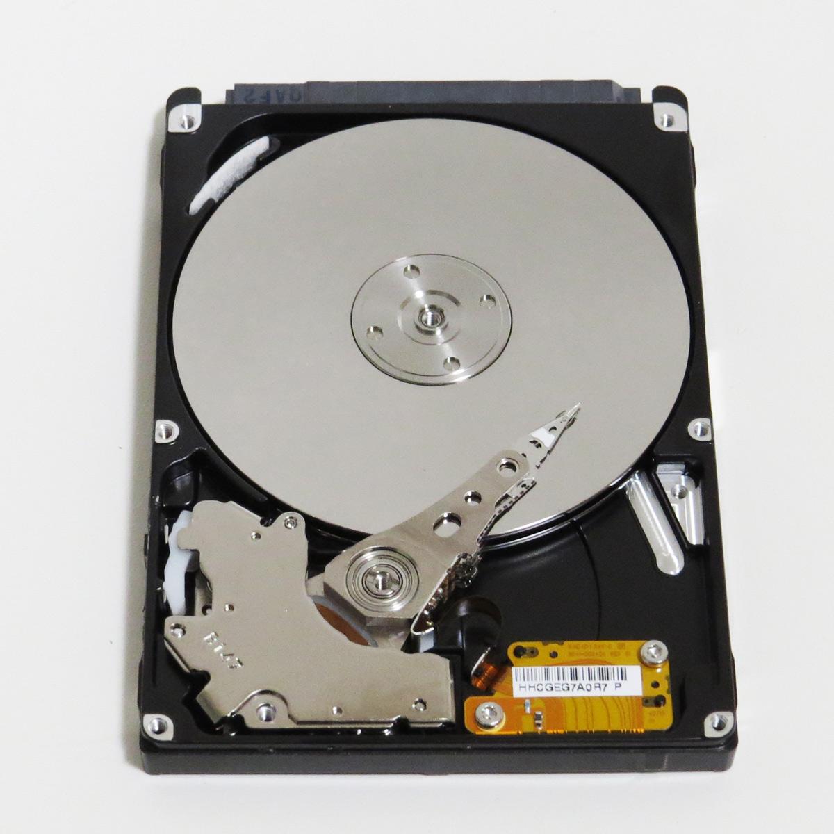 HDDを開ける
